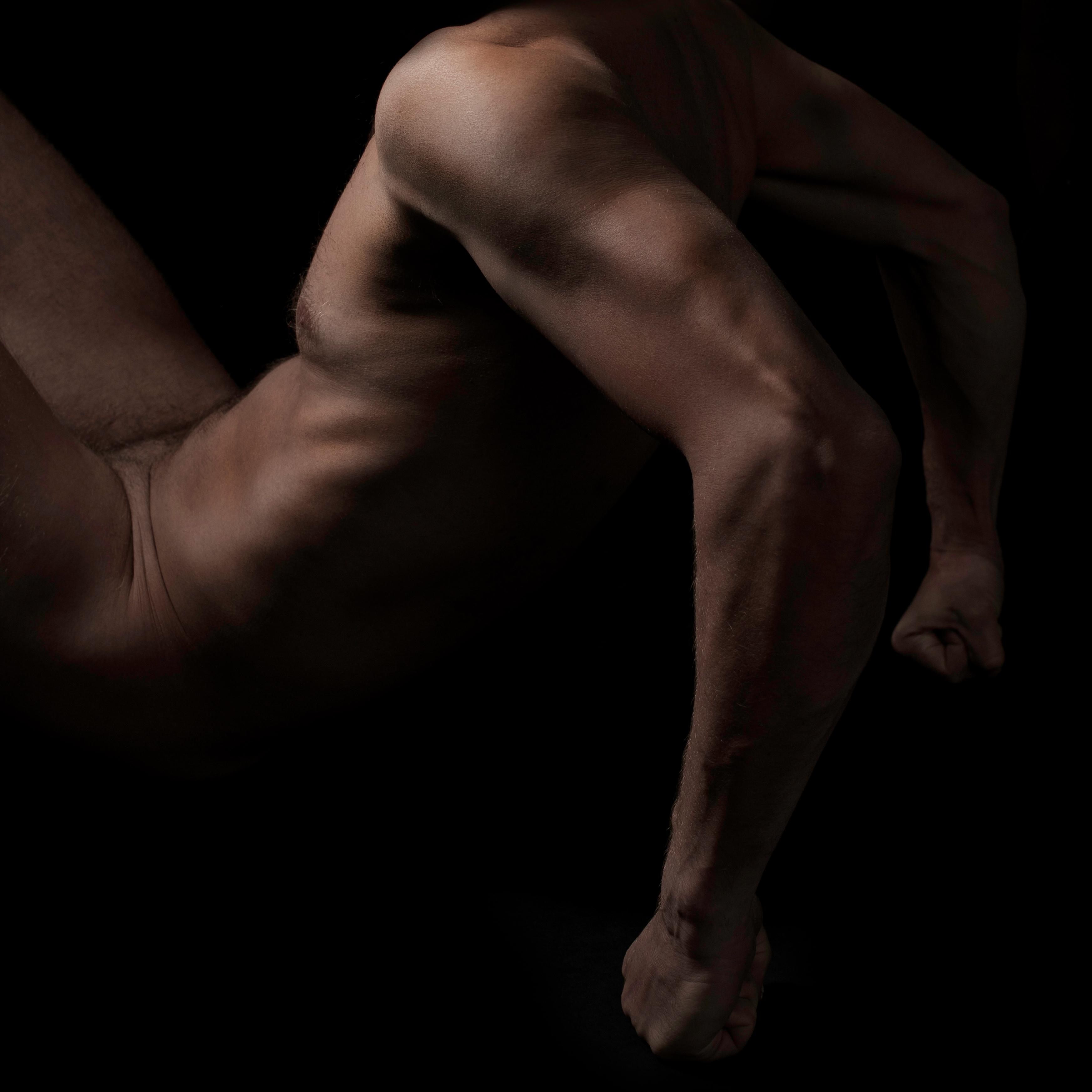 muskler naken foto