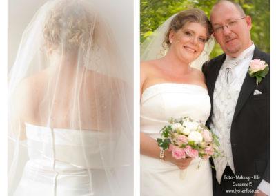 bröllops fotografering slöja och par lysterart.com