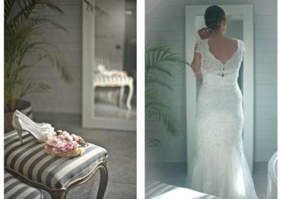dubbel stol o baksidaklänning bröllopsfoto lysterart.com