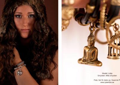 smycke fotografering Millasmycken lysterart.com
