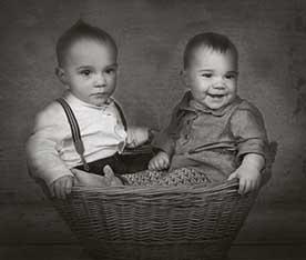 tvillingfotografering landskrona