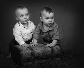 tvilling barnfotografering skåne